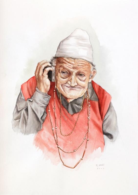Man from Kathmandu